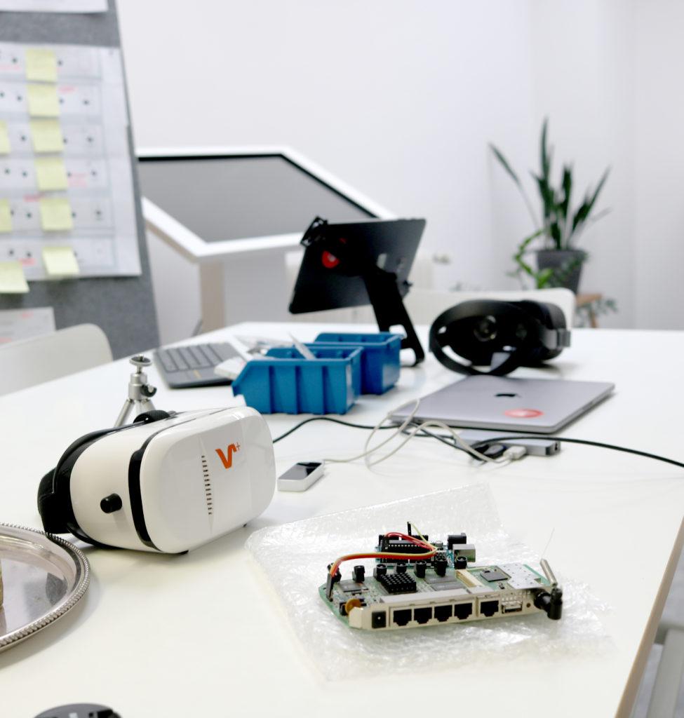 Technologie und Kunde zusammenbringen
